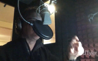 Behind the Scenes: Recording the Voice Over for CTV's W5, Episode 50-16