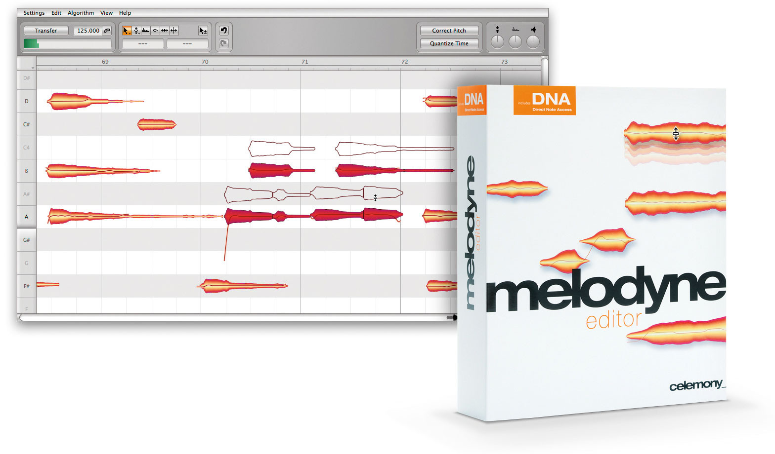 Post Production Audio Trick Using Melodyne